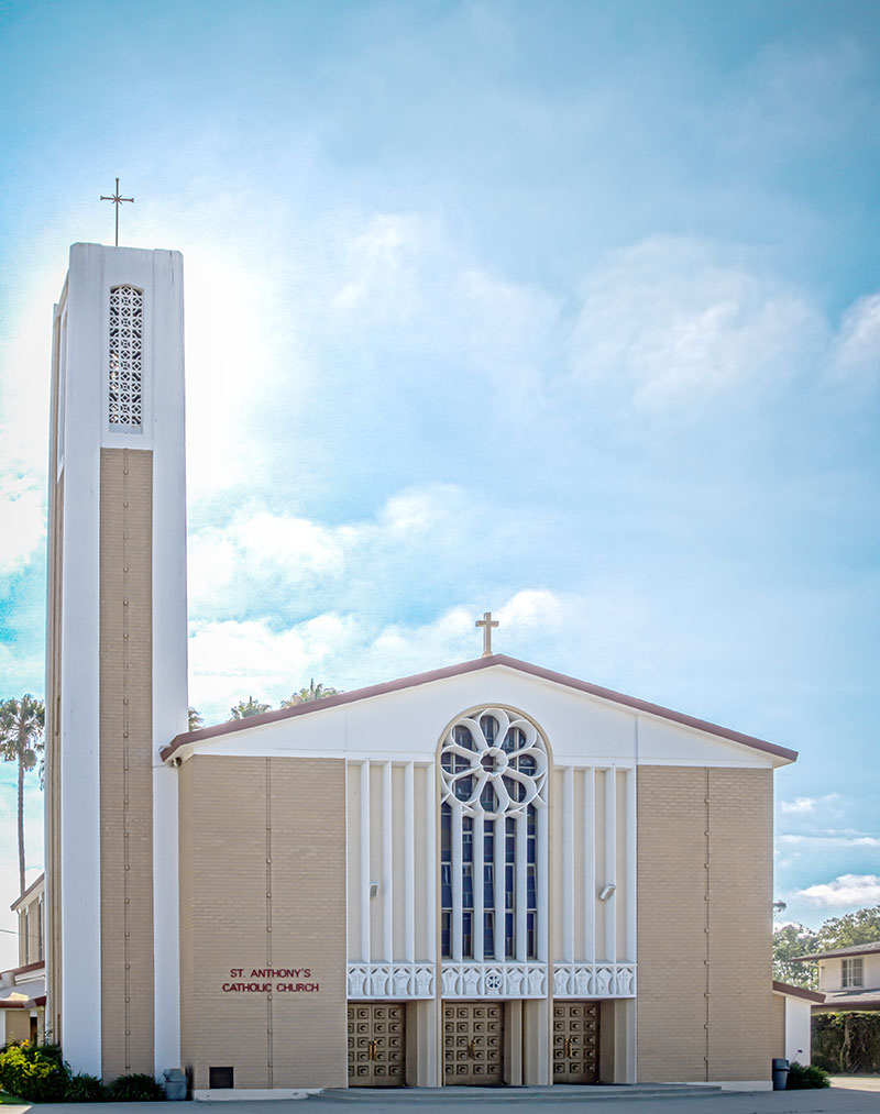 St Anthony Church, Oxnard, Ca